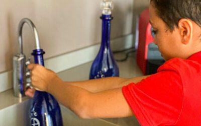 La purificazione dell'acqua: una scelta responsabile